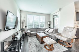 Photo 3: 102 9388 TOMICKI AVENUE in Richmond: West Cambie Condo for sale : MLS®# R2394655
