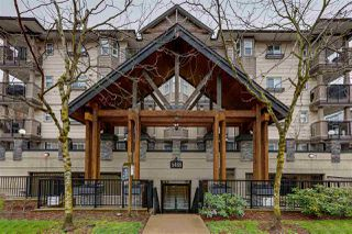 "Photo 1: 105 5488 198 Street in Langley: Langley City Condo for sale in ""Brooklyn Wynd"" : MLS®# R2440852"