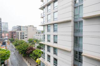 """Photo 29: 603 1887 CROWE Street in Vancouver: False Creek Condo for sale in """"Pinnacle Living False Creek"""" (Vancouver West)  : MLS®# R2465778"""