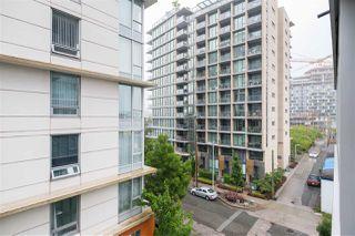 """Photo 30: 603 1887 CROWE Street in Vancouver: False Creek Condo for sale in """"Pinnacle Living False Creek"""" (Vancouver West)  : MLS®# R2465778"""