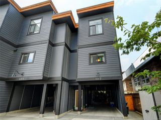 Photo 1: 107 679 Wagar Ave in : La Langford Proper Row/Townhouse for sale (Langford)  : MLS®# 851562