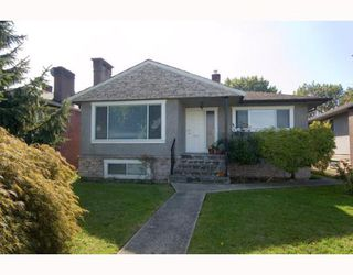 "Photo 1: 2266 E 1ST Avenue in Vancouver: Grandview VE House for sale in ""COMMERCIAL DR."" (Vancouver East)  : MLS®# V795955"