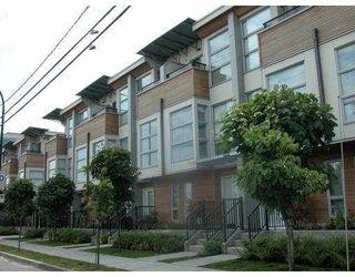 Photo 1: 26 638 West 6th Avenue: Condo for sale : MLS®# V811193