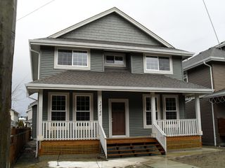 "Photo 1: 34745 3RD AVE in ABBOTSFORD: Poplar House for rent in ""HUNTINGDON VILLAGE"" (Abbotsford)"