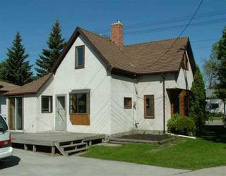 Photo 1: 1142 CLARENCE Avenue in WINNIPEG: Fort Garry / Whyte Ridge / St Norbert Single Family Detached for sale (South Winnipeg)  : MLS®# 2708796