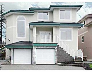 Photo 1: 2010 TURNBERRY LN in Coquitlam: Westwood Plateau House for sale : MLS®# V585350
