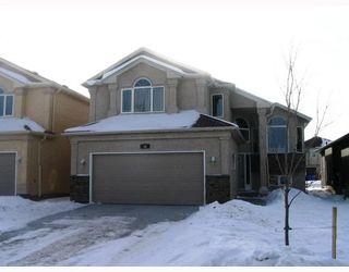 Photo 1: 38 LANGLEY Bay in WINNIPEG: Fort Garry / Whyte Ridge / St Norbert Residential for sale (South Winnipeg)  : MLS®# 2801706