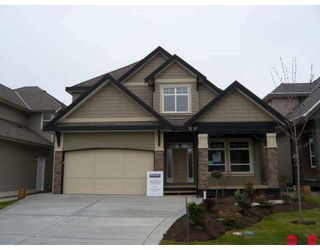 "Photo 1: 8362 211TH Street in Langley: Willoughby Heights House for sale in ""Yorkson"" : MLS®# F2808144"