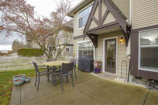 "Photo 20: 104 12099 237 Street in Maple Ridge: East Central Townhouse for sale in ""GABRIOLA"" : MLS®# R2436710"