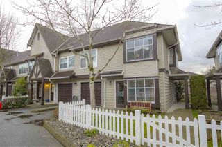 "Main Photo: 104 12099 237 Street in Maple Ridge: East Central Townhouse for sale in ""GABRIOLA"" : MLS®# R2436710"