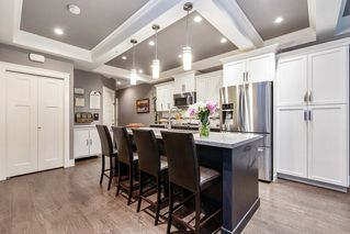"""Photo 4: 22 19095 MITCHELL Road in Pitt Meadows: Central Meadows Townhouse for sale in """"Brodgen Brown"""" : MLS®# R2466025"""