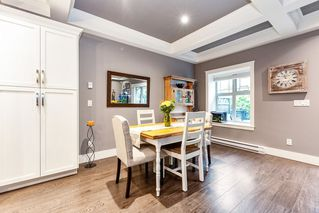 """Photo 5: 22 19095 MITCHELL Road in Pitt Meadows: Central Meadows Townhouse for sale in """"Brodgen Brown"""" : MLS®# R2466025"""