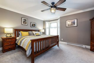 """Photo 10: 22 19095 MITCHELL Road in Pitt Meadows: Central Meadows Townhouse for sale in """"Brodgen Brown"""" : MLS®# R2466025"""