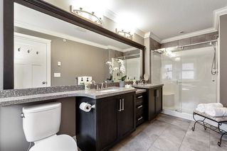 """Photo 11: 22 19095 MITCHELL Road in Pitt Meadows: Central Meadows Townhouse for sale in """"Brodgen Brown"""" : MLS®# R2466025"""