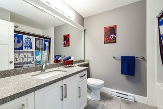 """Photo 16: 22 19095 MITCHELL Road in Pitt Meadows: Central Meadows Townhouse for sale in """"Brodgen Brown"""" : MLS®# R2466025"""
