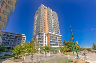"""Photo 1: 2005 433 SW MARINE Drive in Vancouver: Marpole Condo for sale in """"W1"""" (Vancouver West)  : MLS®# R2496483"""