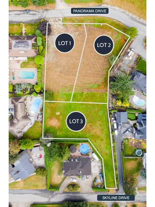 Main Photo: LT.1 34970 PANORAMA Drive in Abbotsford: Abbotsford East Land for sale : MLS®# R2499103