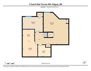 Photo 33: 4 COACH SIDE Terrace SW in Calgary: Coach Hill Semi Detached for sale : MLS®# A1037354