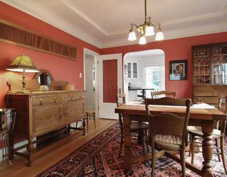 Photo 3: 1311 CYPRESS Street in Vancouver: Kitsilano House for sale (Vancouver West)  : MLS®# V640523