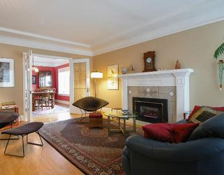 Photo 2: 1311 CYPRESS Street in Vancouver: Kitsilano House for sale (Vancouver West)  : MLS®# V640523