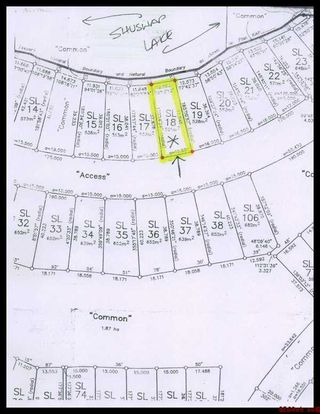 Photo 28: Lot #18 6421 Eagle Bay Road in Eagle Bay: Waterfront Land Only for sale (Wild Rose Bay)  : MLS®# 10024865