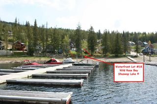 Photo 5: Lot #18 6421 Eagle Bay Road in Eagle Bay: Waterfront Land Only for sale (Wild Rose Bay)  : MLS®# 10024865
