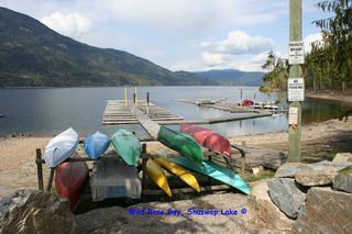 Photo 32: Lot #18 6421 Eagle Bay Road in Eagle Bay: Waterfront Land Only for sale (Wild Rose Bay)  : MLS®# 10024865