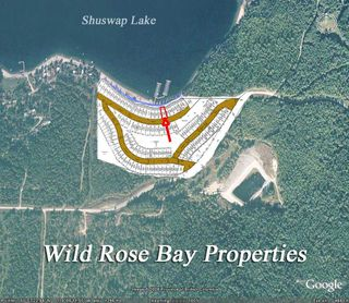 Photo 26: Lot #18 6421 Eagle Bay Road in Eagle Bay: Waterfront Land Only for sale (Wild Rose Bay)  : MLS®# 10024865