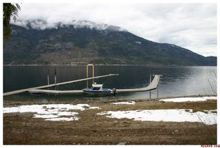 Photo 20: Lot #18 6421 Eagle Bay Road in Eagle Bay: Waterfront Land Only for sale (Wild Rose Bay)  : MLS®# 10024865