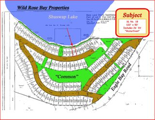 Photo 27: Lot #18 6421 Eagle Bay Road in Eagle Bay: Waterfront Land Only for sale (Wild Rose Bay)  : MLS®# 10024865