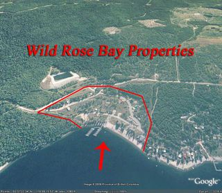 Photo 25: Lot #18 6421 Eagle Bay Road in Eagle Bay: Waterfront Land Only for sale (Wild Rose Bay)  : MLS®# 10024865