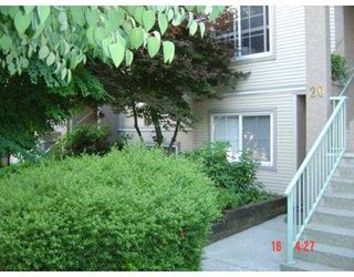 """Photo 1: 15 270 CASEY Street in Coquitlam: Maillardville Townhouse for sale in """"CHATEAU LAVAL"""" : MLS®# V666472"""