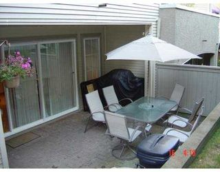 """Photo 8: 15 270 CASEY Street in Coquitlam: Maillardville Townhouse for sale in """"CHATEAU LAVAL"""" : MLS®# V666472"""