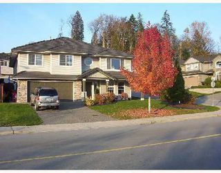 "Main Photo: 23951 104TH Avenue in Maple_Ridge: Albion House for sale in ""KANAKA RIDGE"" (Maple Ridge)  : MLS®# V682340"