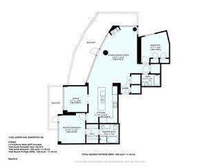 Photo 24: 1301 11969 JASPER Avenue in Edmonton: Zone 12 Condo for sale : MLS®# E4166131