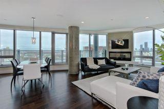 Photo 1: 1301 11969 JASPER Avenue in Edmonton: Zone 12 Condo for sale : MLS®# E4166131