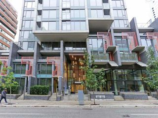 "Main Photo: 1407 1133 HORNBY Street in Vancouver: Downtown VW Condo for sale in ""Addition Living"" (Vancouver West)  : MLS®# R2417867"