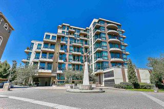 "Main Photo: 409 10 RENAISSANCE Square in New Westminster: Quay Condo for sale in ""Murano Lofts"" : MLS®# R2427350"