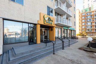 Photo 22: 801 12141 JASPER Avenue in Edmonton: Zone 12 Condo for sale : MLS®# E4191603