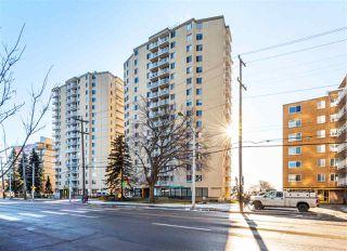Photo 1: 801 12141 JASPER Avenue in Edmonton: Zone 12 Condo for sale : MLS®# E4191603