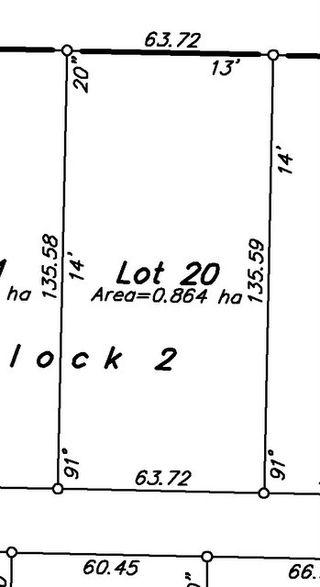 Photo 3: 20 Meadow Lane , Breynat: Breynat Vacant Lot for sale : MLS®# E4194720