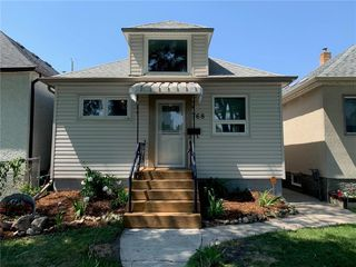 Photo 1: 768 Lipton Street in Winnipeg: Residential for sale (5C)  : MLS®# 202013992