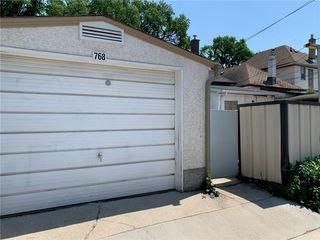 Photo 18: 768 Lipton Street in Winnipeg: Residential for sale (5C)  : MLS®# 202013992