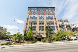 Photo 2: 708 9710 105 Street in Edmonton: Zone 12 Condo for sale : MLS®# E4203153