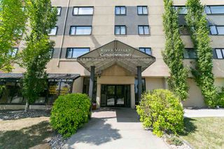 Photo 1: 708 9710 105 Street in Edmonton: Zone 12 Condo for sale : MLS®# E4203153