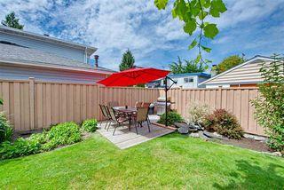 "Photo 27: 25 7040 WILLIAMS Road in Richmond: Broadmoor Townhouse for sale in ""Twin Cedar Village"" : MLS®# R2476906"
