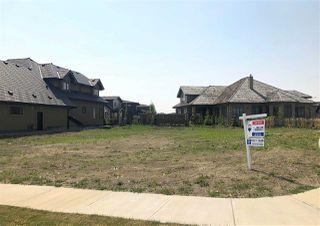 Photo 1: 2804 WHEATON Drive in Edmonton: Zone 56 Vacant Lot for sale : MLS®# E4207363