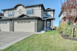 Photo 2: 172 SPRINGMERE Grove: Chestermere Semi Detached for sale : MLS®# A1030955