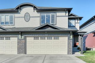 Photo 1: 172 SPRINGMERE Grove: Chestermere Semi Detached for sale : MLS®# A1030955