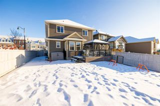 Photo 40: 4314 VETERANS Way in Edmonton: Zone 27 House for sale : MLS®# E4223356